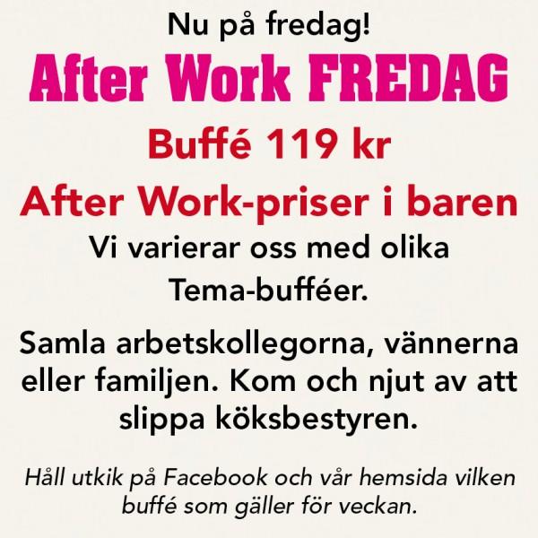 Afterworkfredag
